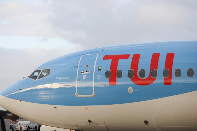 Teaser image for TUI cargo ready for Covid 19 vaccine transport